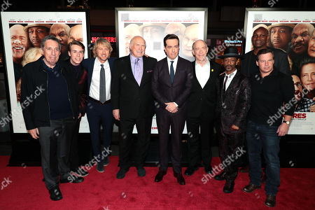 Editorial photo of Warner Bros. Pictures World Premiere of FATHER FIGURES, Los Angeles, CA, USA - 13 December 2017