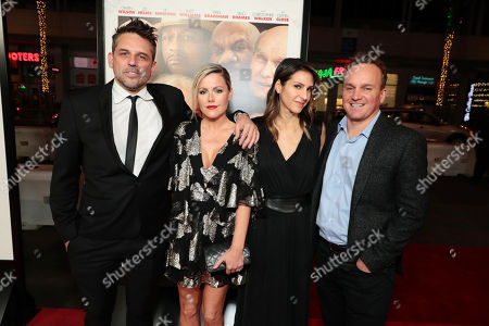 Editorial picture of Warner Bros. Pictures World Premiere of FATHER FIGURES, Los Angeles, CA, USA - 13 December 2017