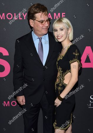 """Editorial picture of NY Premiere of """"Molly's Game"""", New York, USA - 13 Dec 2017"""