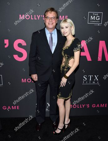 "Editorial photo of NY Premiere of ""Molly's Game"", New York, USA - 13 Dec 2017"