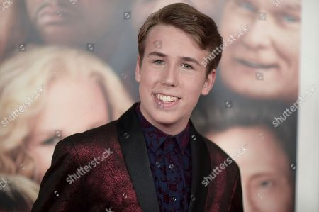 """Zachary Haven attends the LA Premiere of """"Father Figures"""", in Los Angeles"""