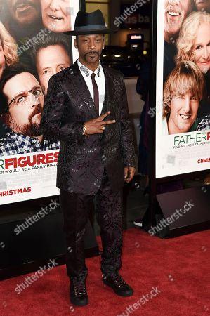 "Katt Williams attends the LA Premiere of ""Father Figures"", in Los Angeles"
