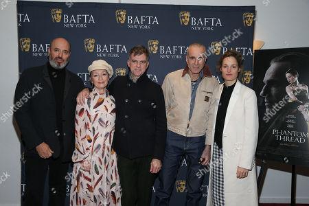 Mark Bridges, Lesley Manville, Paul Thomas Anderson, Daniel Day-Lewis, Vicky Krieps