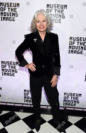 Editorial photo of Museum of the Moving Image Salute to Annette Bening, New York, USA - 13 Dec 2017