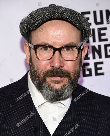 Director Paul McGuigan attends the Museum of the Moving Image Salute to Annette Bening at 583 Park Avenue, in New York