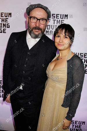 Paul McGuigan with Wife