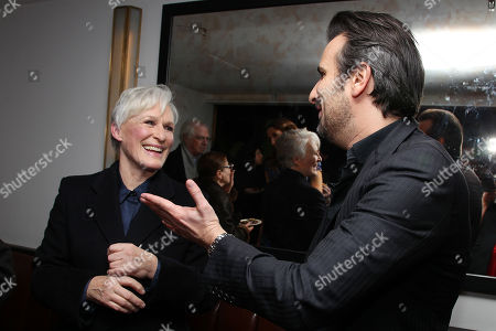 Glenn Close and Gilles Paquet-Brenner