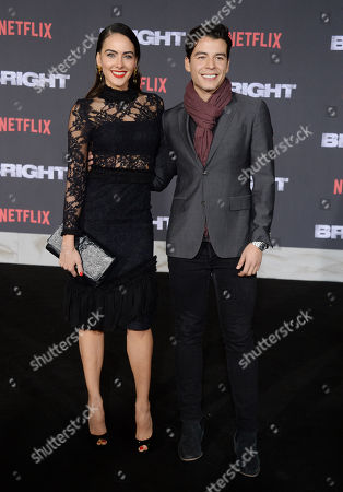 Daniela Botero and Manolo Gonzalez Vergara