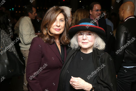 Paula Wagner, producer, and Piper Laurie