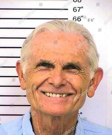 """Provided by the California Department of Corrections and Rehabilitation shows Bruce Davis. Gov. Jerry Brown has rejected parole for Davis a follower of cult leader Charles Manson 46 years after a series of bloody murders rocked Southern California, . Bruce Davis was convicted of the 1969 slayings of musician Gary Hinman and stuntman Donald """"Shorty"""" Shea. He was not involved in the more notorious killings of actress Sharon Tate and six others"""