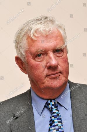 Agatha Christie's grandson Matthew Pritchard