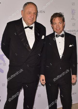 Jean Pigozzi and Nicolas Berggruen