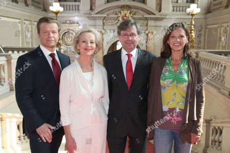 Editorial picture of 'Geld Macht Liebe' German TV Series photocall, Vienna, Austria - 19 May 2009