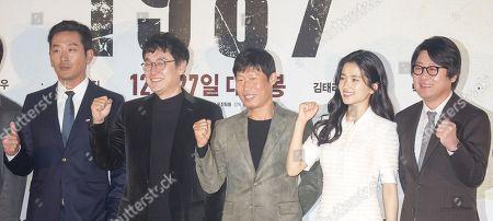 Ha Jung-Woo, Jang Joon-hwan, Yu Hae-jin, Kim Tae-Ri and Kim Yoon-seok