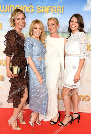 Cast Radha Mitchell, Kylie Minogue, Asher Keddie and Chelsea Glaw