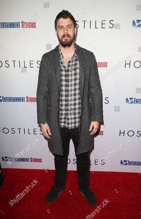 Editorial photo of 'Hostiles' film premiere, Arrivals, Los Angeles, USA - 14 Dec 2017