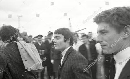Jimmie Nicol and Sir Paul McCartney