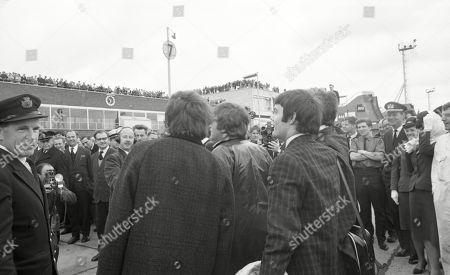 George Harrison, John Lennon, Sir Paul McCartney, Jimmie Nicol