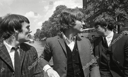 Jimmie Nicol, John Lennon, Sir Paul McCartney