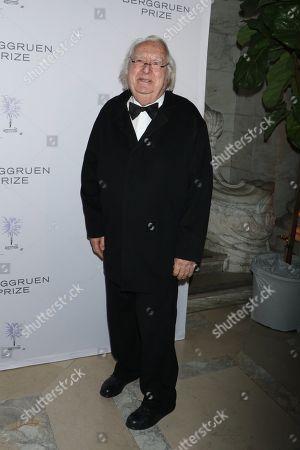 Editorial photo of Berggruen Prize Gala, Arrivals, New York, USA - 14 Dec 2017