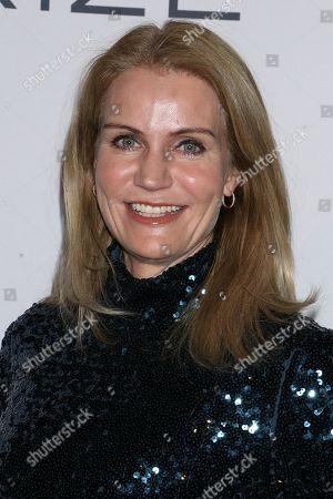 Helle Thorning-Schmidt, Former Prime Minister of Denmark