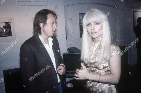 Blondie - Deborah Harry with Brian Aris