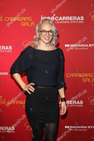 Stock Image of Stefanie Heinzmann