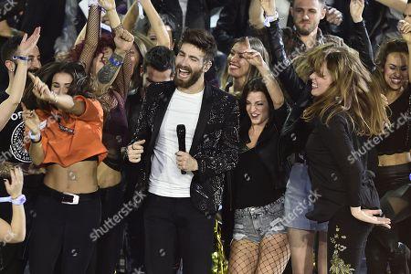 The winner of X Factor 2017 Lorenzo Licitra