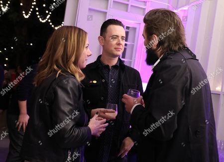 Colin Hanks, Nick Thune