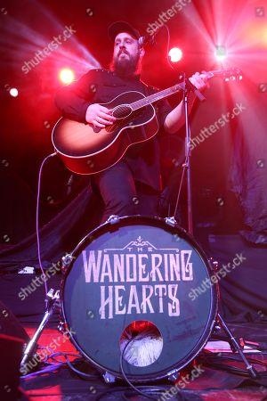 Stock Image of The Wandering Hearts - Tim Prottey-Jones