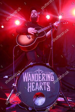 The Wandering Hearts - Tim Prottey-Jones