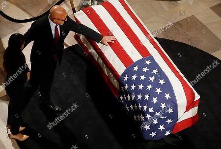 Editorial photo of Mayor Death, San Francisco, USA - 15 Dec 2017