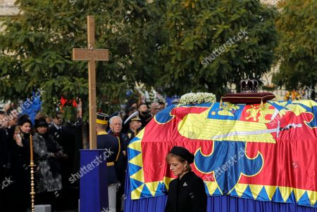 Editorial image of King's Funeral, Bucharest, Romania - 16 Dec 2017