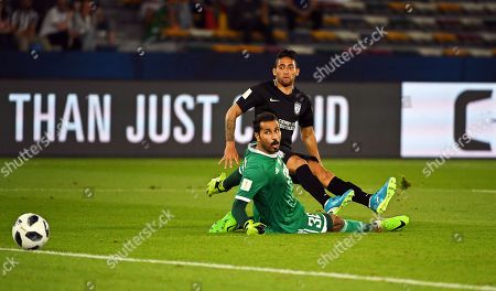 Jonathan Urretaviscaya and Khaled Al Senaani