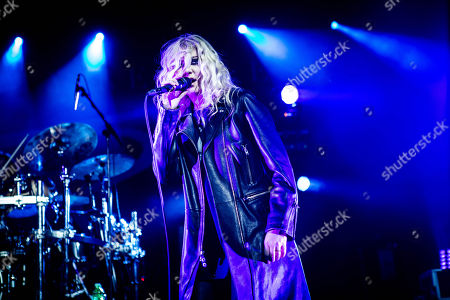 Stock Image of The Pretty Reckless - Taylor Momsen
