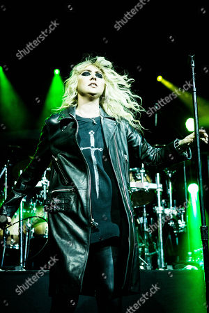 Stock Photo of The Pretty Reckless - Taylor Momsen