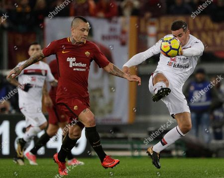 Editorial image of Soccer Serie A, Rome, Italy - 16 Dec 2017