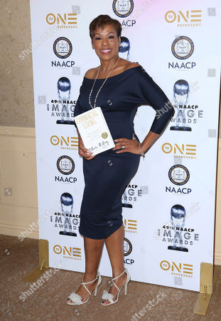 Editorial picture of 49th NAACP Image Awards Nominees' Luncheon, Beverly Hills, USA - 16 Dec 2017