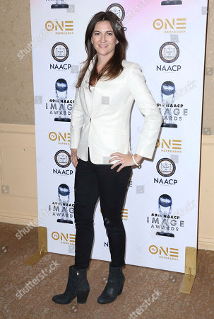 Editorial photo of 49th NAACP Image Awards Nominees' Luncheon, Beverly Hills, USA - 16 Dec 2017