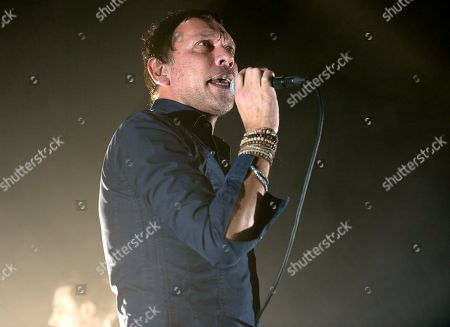 Shed Seven - Rick Witter