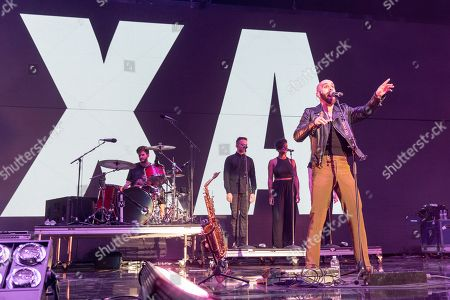 X Ambassadors - Adam Levin and Sam Harris