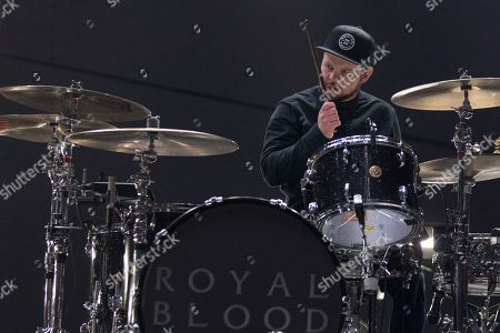 Royal Blood - Ben Thatcher