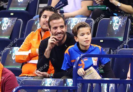 Fernando van der Vaart, Rafael van der Vaart mit Sohn Damian