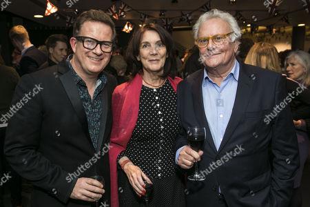 Matthew Bourne (Director/Choreographer), Sue Birtwistle and Richard Eyre