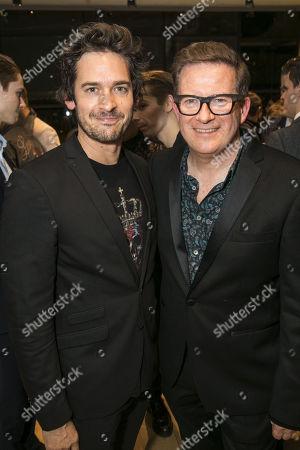 Will Kemp and Matthew Bourne (Director/Choreographer)