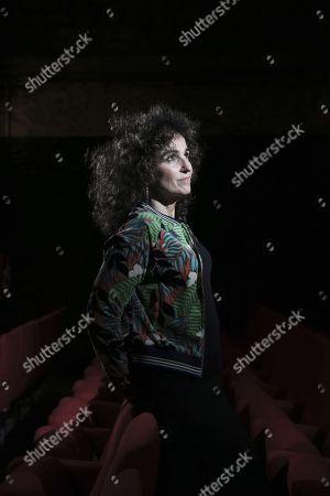 Stock Image of Elisabeth Bouchaud