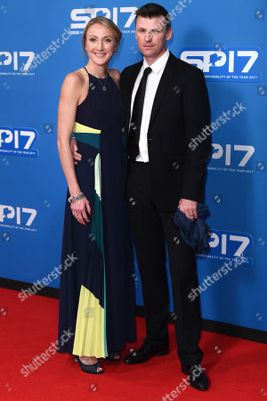 Paula Radcliffe and Gary Lough