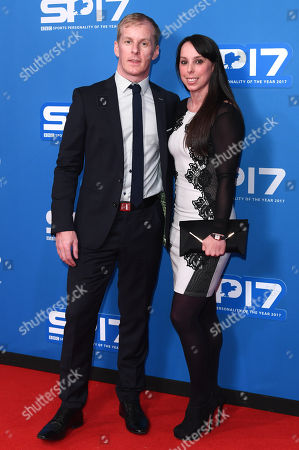 Beth Tweddle and fiance Andy Allen