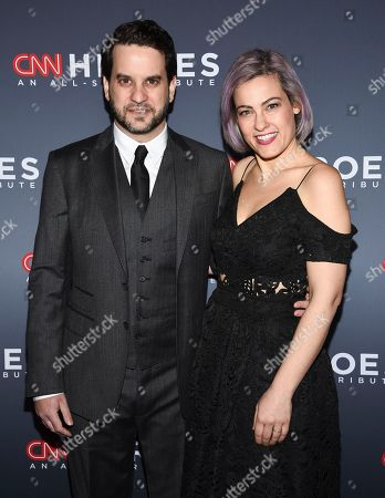Editorial image of 11th Annual CNN Heroes: An All-Star Tribute, New York, USA - 17 Dec 2017