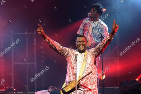 Stock Photo of Bassekou Kouyate